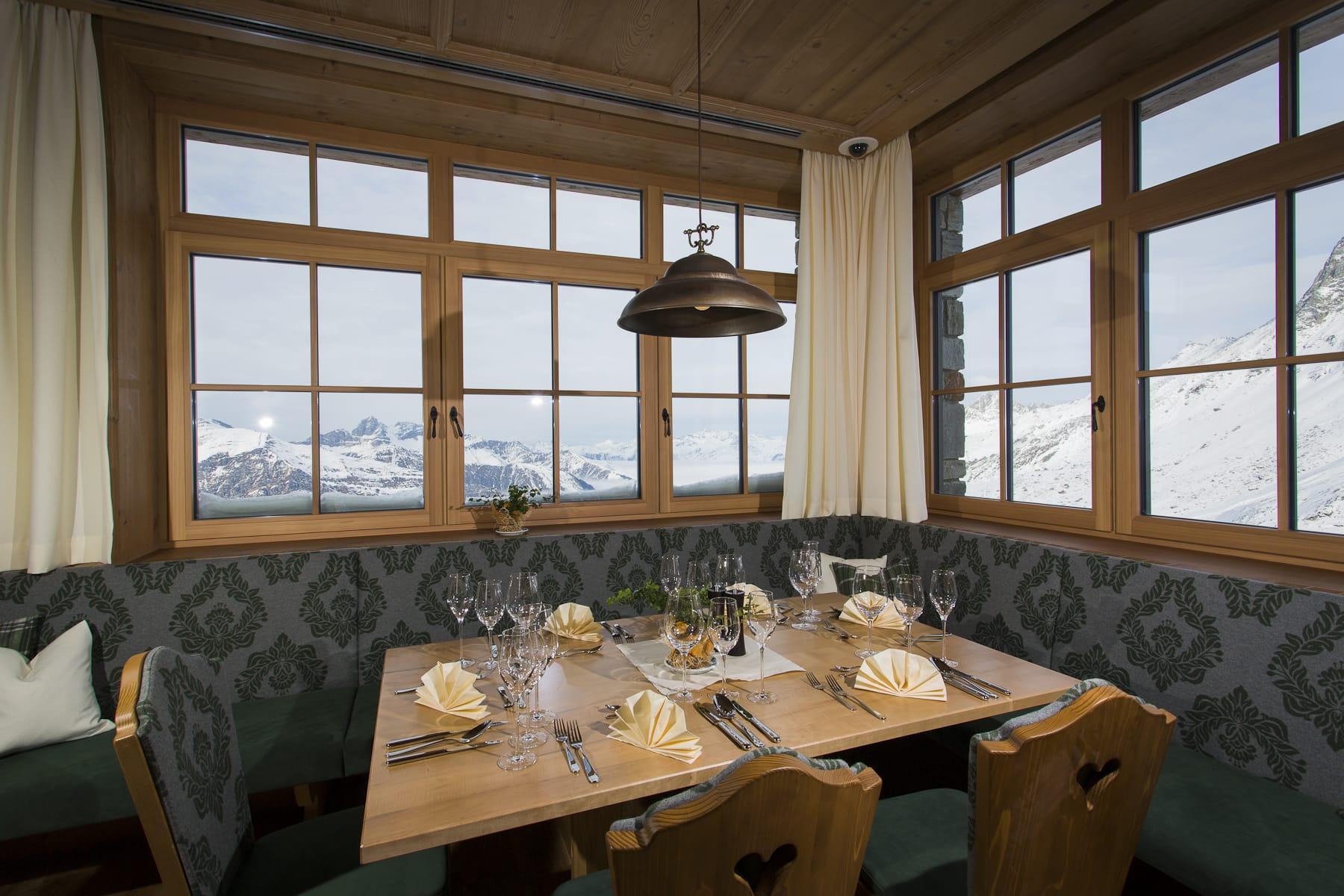 Bautagebuch | Spannagelhaus am Hintertuxer Gletscher